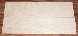 Hornbeam Straight Razor Scales 160 mm