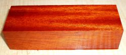 Bloodwood, Red Satinwood Knife Block 120 x 40 x 30 mm