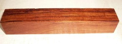 Bubinga Pen Blank 120 x 20 x 20 mm