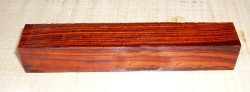 Cocobolo Pen Blank 120 x 20 x 20 mm