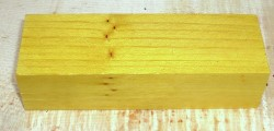 Osage Orange Messergriffblock 120 x 40 x 30 mm