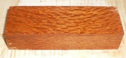 Lacewood Knife Blank 120 x 40 x 30 mm