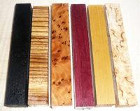 Pen Blanks Wood