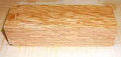 Steineiche Messergriffblock 120 x 40 x 30 mm