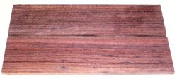 Rosewood, East Indian Razor Knife Scales 140 x 40 x 4 mm