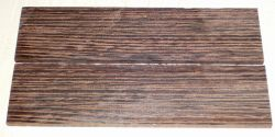 Wenge Razor Scales 140 x 40 x 4 mm