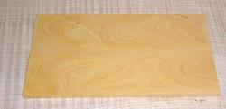 Buchsbaum europäisch Rasierer-Griffschalen 140 x 40 x 4 mm