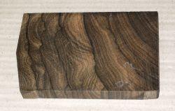 Zi373 Ziricote Crosscut 115 - 123 x 83 x 12 mm