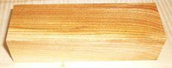 Almond Tree Knife Blank 120 x 40 x 30 mm