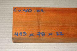 Cv040 Paela, Chakte Viga 413 x 78 x 22 mm