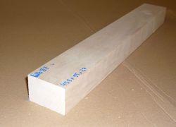 Wb087 Weißbuche 435 x 55 x 37 mm