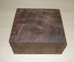 Gb036 Coraçao de Negro, Gombeira Rohling 170 x 170 x 80 mm