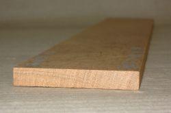 Ah472 Vogelaugenahorn getempert 420 x 70 x 10 mm
