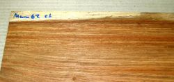 Mam062 Afzelia, Doussie Saw Cut Veneer 560 x 160 x 2 mm