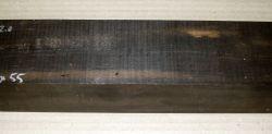 Eb519 Ebony Blank B-graded 610 x 55 x 55 mm