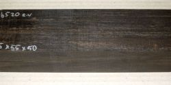 Eb520 Ebenholz B-Sortierung 405 x 55 x 50 mm