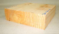 Ze020-6 Cedar, Lebanon Cedar Wood 200 x 200 x 60 mm