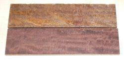 Gombeira, Coraçao de Negro Razor Scales 140 x 40 x 4 mm