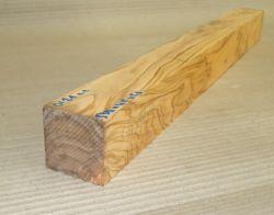 Ol021 Wild Olive Wood 530 x 45 x 50 mm