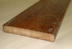 Ec132 Antikes Eichenholzstück 980 x 180 x 30 mm