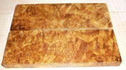 Sindora-Maser Griffschalen 120 x 40 x 10 mm