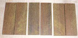 Ipè, Lapacho Knife Scales 120 x 40 x 10 mm