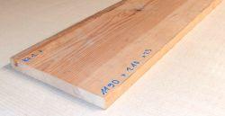 Kf002 Uraltes Kiefernholzbrett aus antikem Möbel 1190 x 210 x 23 mm