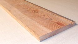 Kf002 Very old board of Pinewood from antique Cupboard 1190 x 210 x 23 mm