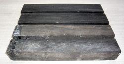 Eb507 Ebenholzkantel B-Sortierung 250 x ca. 39 x ca. 39 mm