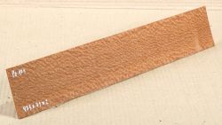 Pz101 Lacewood Saw Cut Veneer 475 x 71 x 2 mm