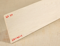 Wb114 Hornbeam Saw Cut Veneer 530 x 105 x 3 mm