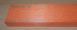 Spz010 Spanische Zeder Cedro Gitarrenhals 100% stehende Jahresringe! 650 x 85-80 x 28 mm