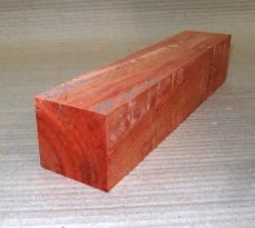 Eu023 River Red Gum, roter Eukalyptus 280 x 60 x 60 mm
