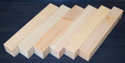 Castelo Boxwood, Lemonwood, Castello Pen Blank 120 x 20 x 20 mm