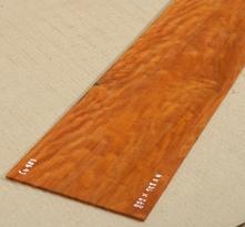 Cv103 Paela, Chakte Viga Saw Cut Veneer 872 x 158 x 4 mm