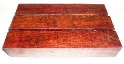 Az001 Amazakoue, Ovangkol Spindle Turning Blank 310 x 50 x 50 mm