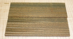 Pockholz Folder-Griffschalen 120 x 40 x 4 mm