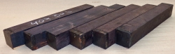 Gr013 African Blackwood, Grenadill Blank 305 x 42 x 42 mm