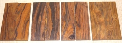 Desert Ironwood Knife Scales special offer! ca. 135 x 45 x 7-8 mm