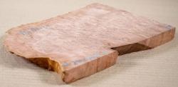 Ppf083 Peppermint Tree Burl Board 210 x 165 x 20 mm