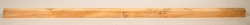 Ei403 Yew Wood, Walking Stick Cane 795 x 26 x 22 mm