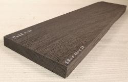 Mo068 Mooreiche Brett 580 x 120 x 28 mm