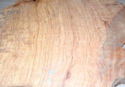 Ol096 Wild Olive Wood Decorative Board 440 x 300 x 14 mm