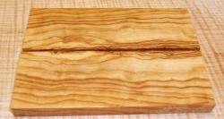 Olivenholz Griffschalen 120 x 40 x 10 mm