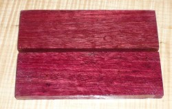 Amaranth Griffschalen 120 x 40 x 10 mm