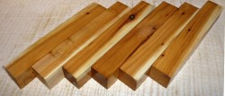 Yew Pen Blank 120 x 20 x 20 mm