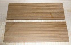 Pockholz Griffschalen 120 x 40 x 10 mm