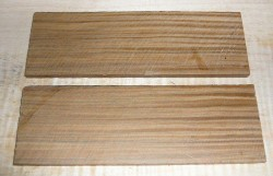Lignum Vitae Knife Scales  120 x 40 x 10 mm