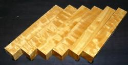 Satinholz, ostindisch Pen Blank 120 x 20 x 20 mm