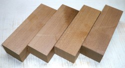 Kauri, Sumpfkauri antik Griffblock 120 x 40 x 30 mm